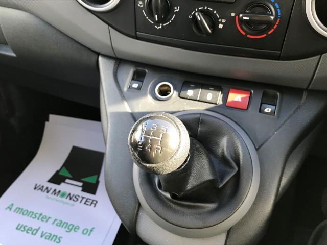 2015 Peugeot Partner L1 850 S 1.6HDI 92PS EURO 5 (NV15HZH) Image 18