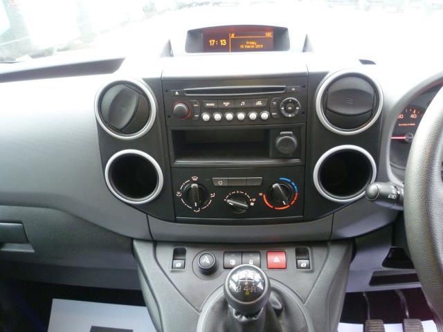 2015 Peugeot Partner 850 S 1.6 Hdi 92 Van [Sld] EURO 5 (NV15MZZ) Image 20