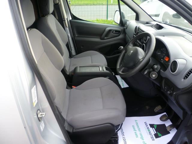 2015 Peugeot Partner 850 S 1.6 Hdi 92 Van [Sld] EURO 5 (NV15MZZ) Image 18