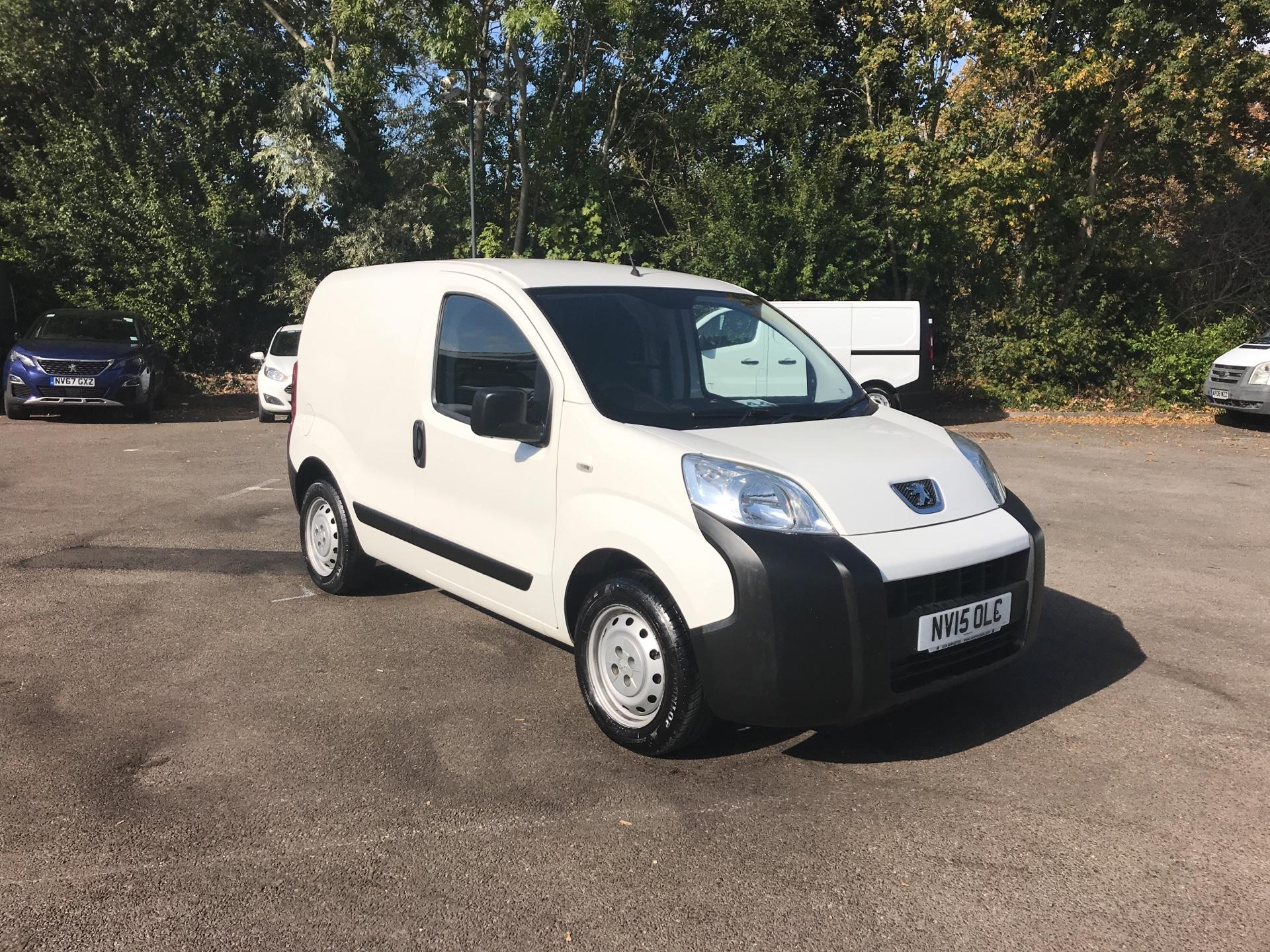2015 Peugeot Bipper 1.3 HDI 75 S PLUS PACK NON S/S EURO 5 (NV15OLC)