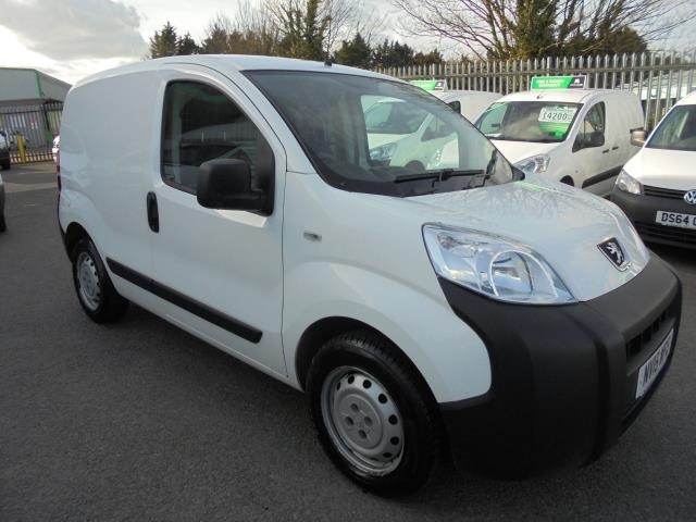 2015 Peugeot Bipper  1.3 HDI 75 NON S/S  EURO 5 (NV15WFE)