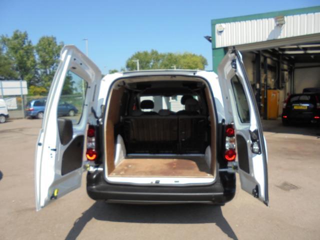 2015 Peugeot Partner  L2 716 1.6 92 CREW VAN EURO 5 (NV15WFR) Image 3