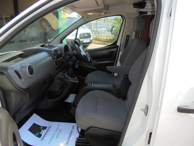 2015 Peugeot Partner  L2 716 1.6 92 CREW VAN EURO 5 (NV15WFR) Image 14