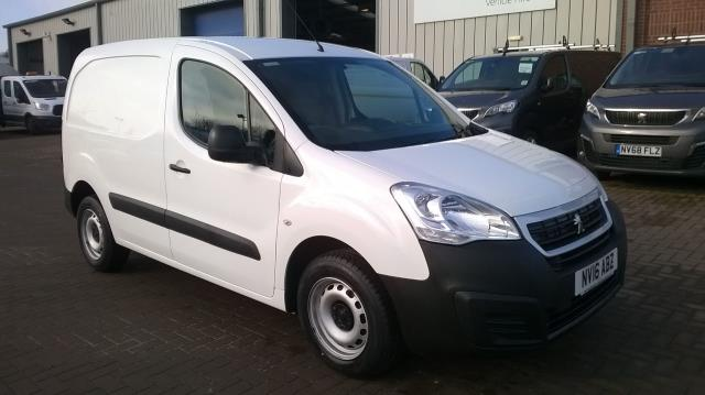 2016 Peugeot Partner L1 850 1.6 92PS EURO 5 (NV16ABZ)