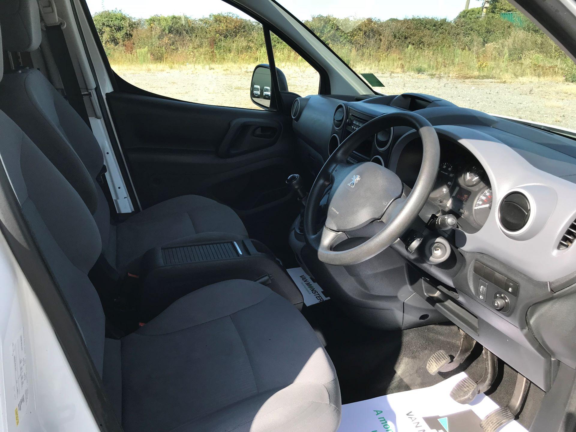 2016 Peugeot Partner L1 850 S 1.6 92PS [SLD] EURO 5 (NV16AEF) Image 22