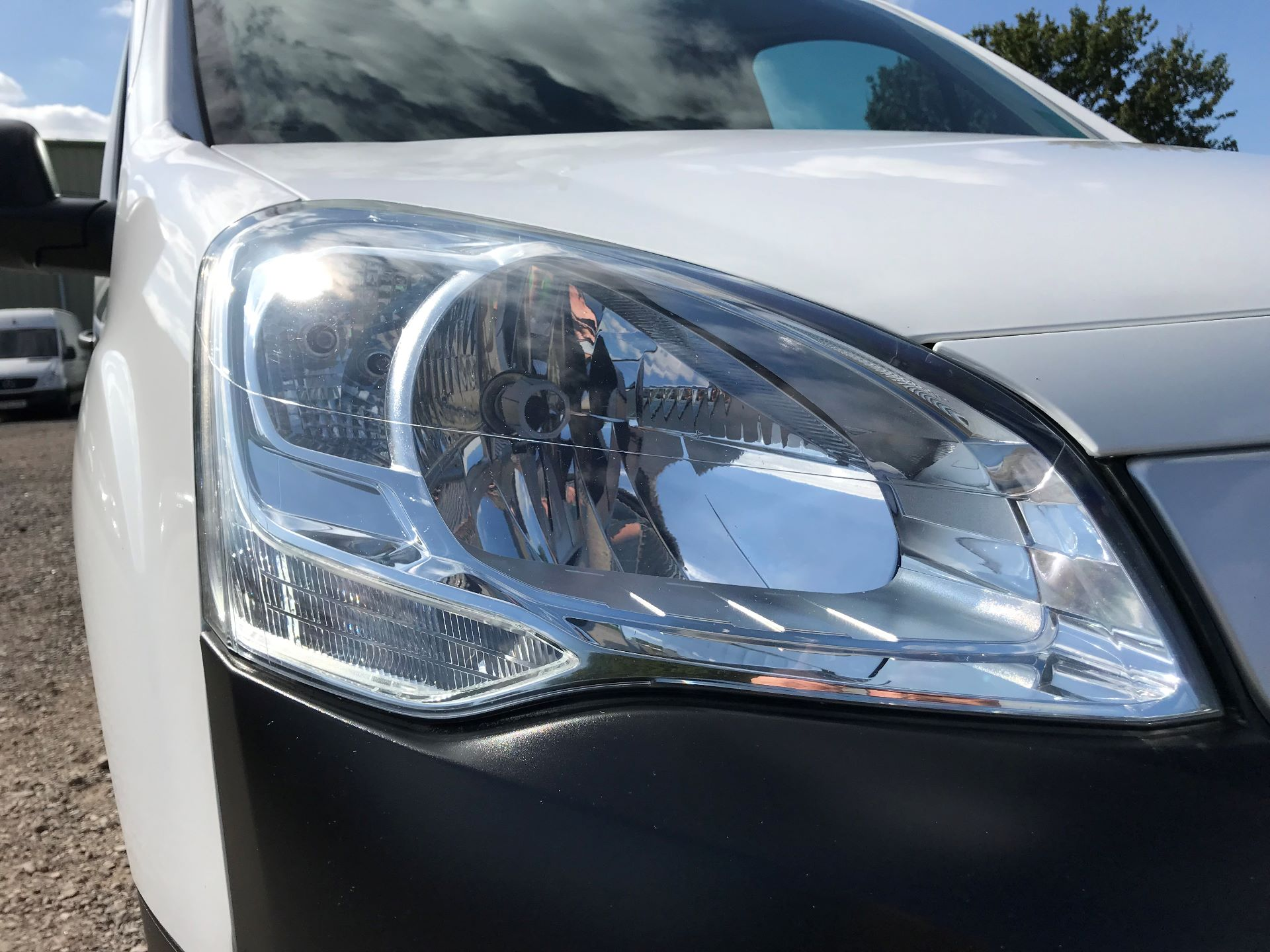 2016 Peugeot Partner L1 850 S 1.6 92PS [SLD] EURO 5 (NV16AEF) Image 17