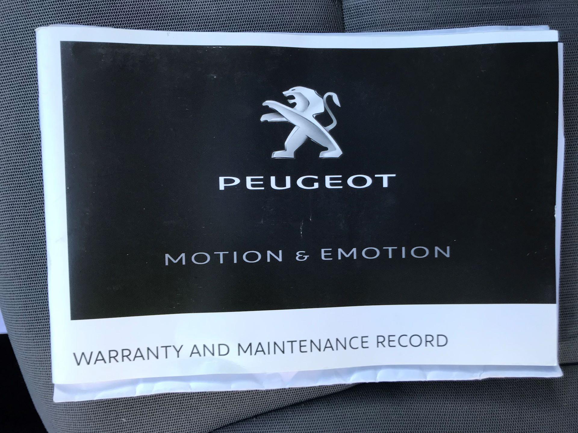 2016 Peugeot Partner L2 715 S 1.6 92PS CREW VAN EURO 5 (NV16AWF) Image 36