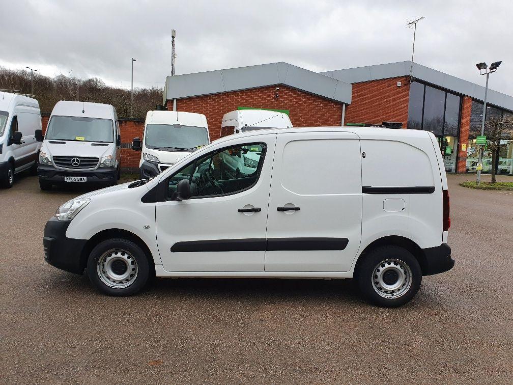 2016 Peugeot Partner 850 S 1.6 Hdi 92 Van [Sld] (NV16AWX) Image 13