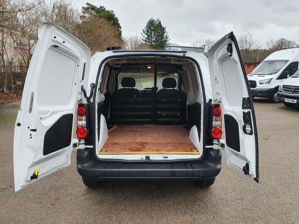 2016 Peugeot Partner 850 S 1.6 Hdi 92 Van [Sld] (NV16AWX) Image 11