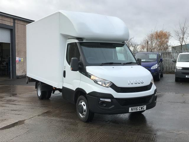 2016 Iveco Daily 35C13 13FT LUTON 130PS TAIL LIFT  (NV16CWG)