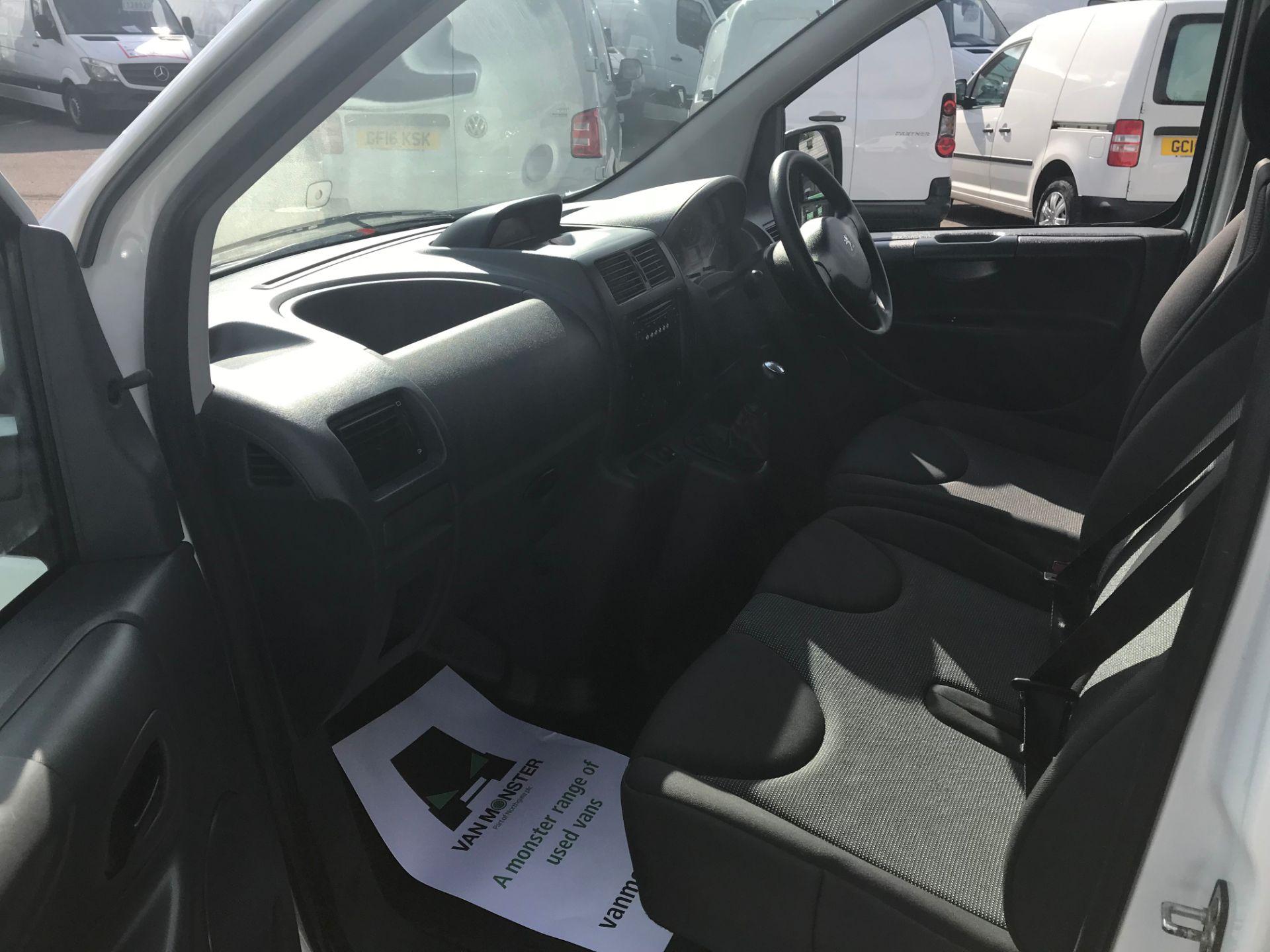 2016 Peugeot Expert  L1 H1 1000 1.6 HDI 90BHP  EURO 4/5 (NV16FON) Image 12
