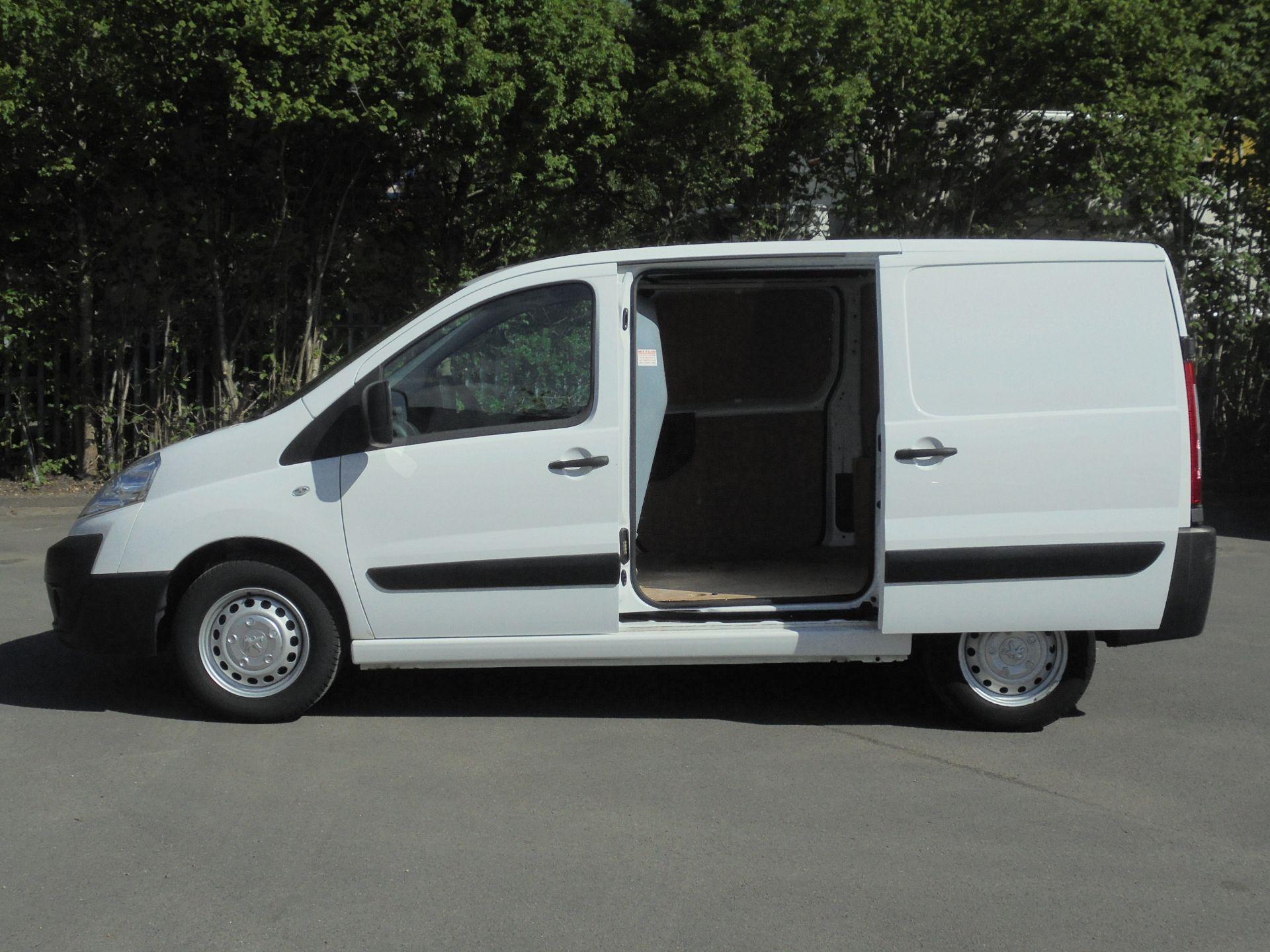 2016 Peugeot Expert 1000 1.6 Hdi 90 H1 Van (NV16FOP) Image 6