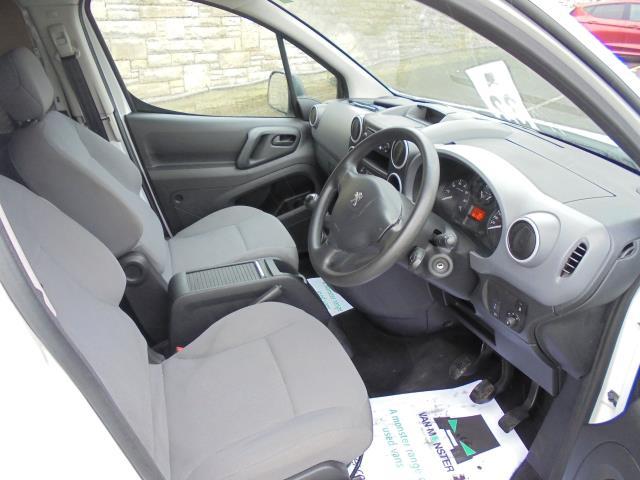 2016 Peugeot Partner L1 850 S 1.6 Hdi 92 Van EURO 5 (NV16HRJ) Image 9