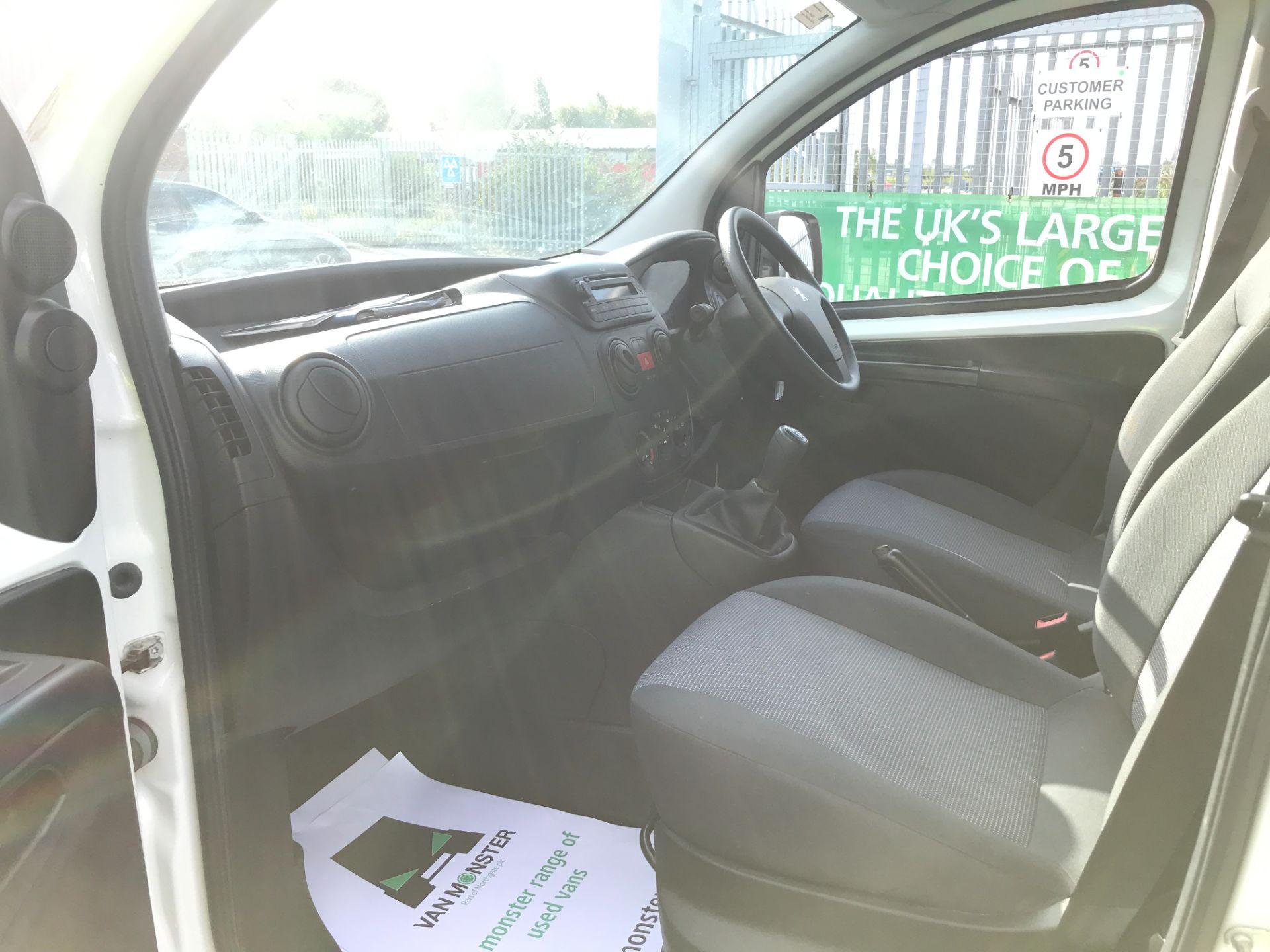 2016 Peugeot Bipper 1.3HDI S 80PS EURO 5 (NV16OVL) Image 12