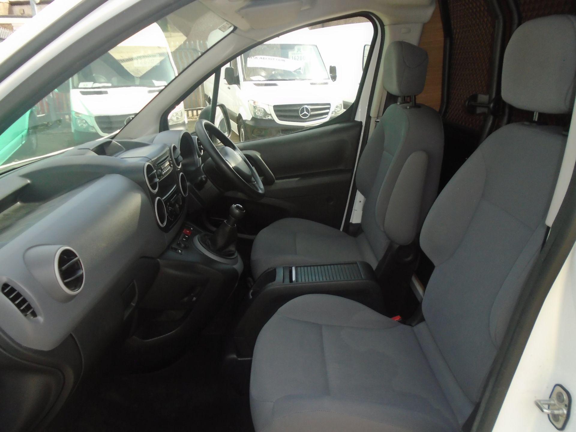 2016 Peugeot Partner 850 S 1.6 Hdi 92 Van [Sld] (NV16OVZ) Image 13