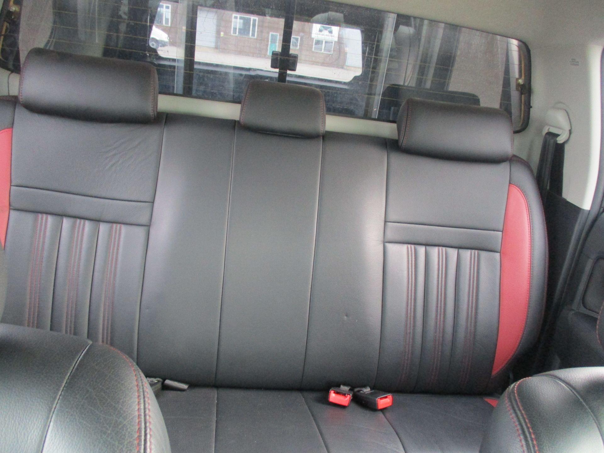 2016 Toyota Hilux DOUBLE CAB PICK UP 3.0 4WD D-4D 171 INVINCIBLE X AUTO. SAT NAV. AIR CON (NV16PVU) Image 24