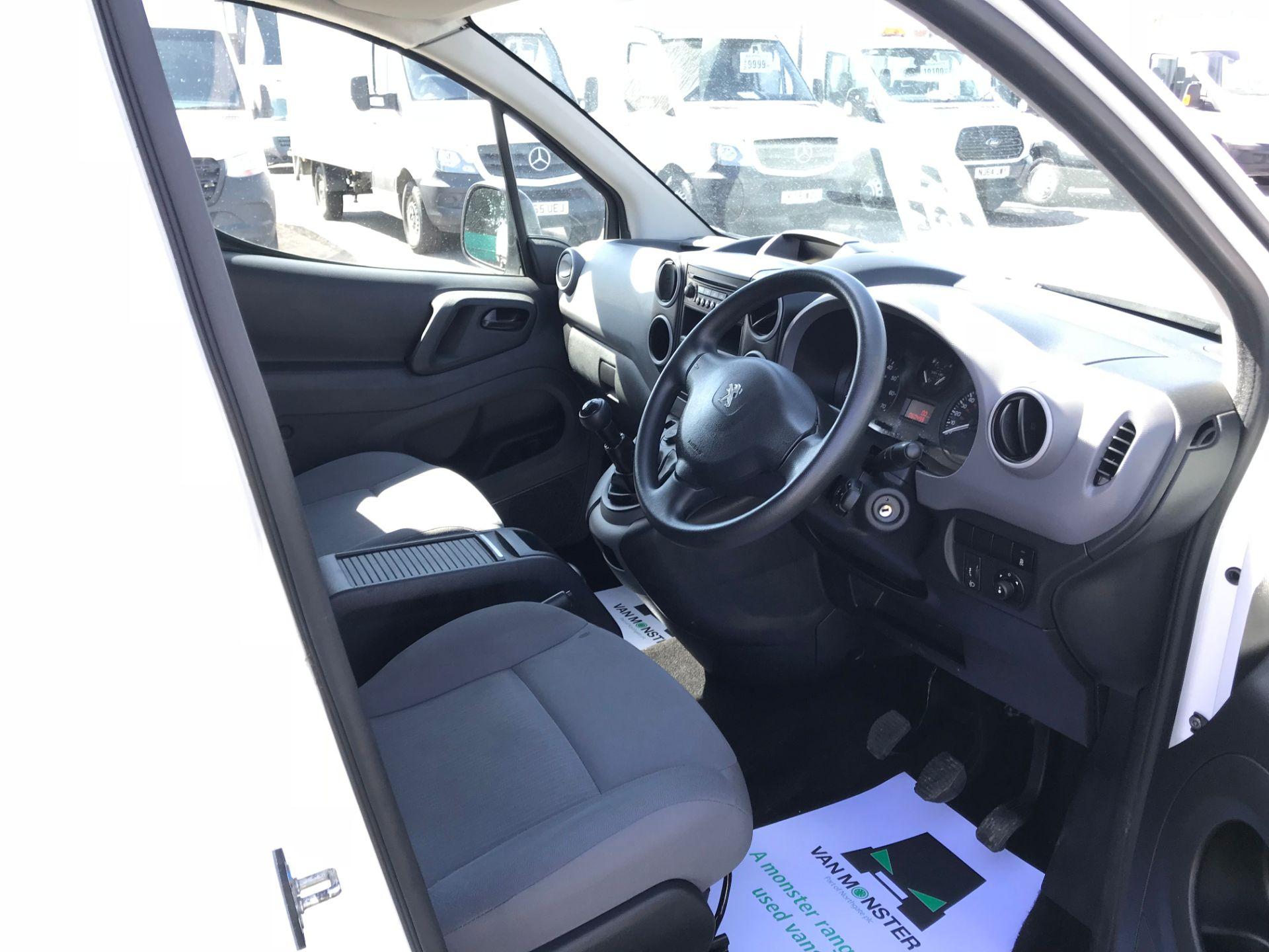 2016 Peugeot Partner L1 850 S 1.6 92PS [SLD] EURO 5 (NV16SXR) Image 19