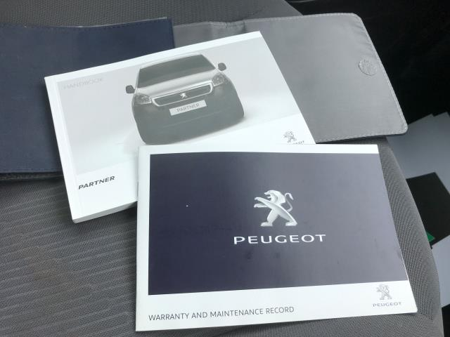 2016 Peugeot Partner L2 715 S 1.6HDI 92PS CREW VAN EURO 5 (NV16SYF) Image 28