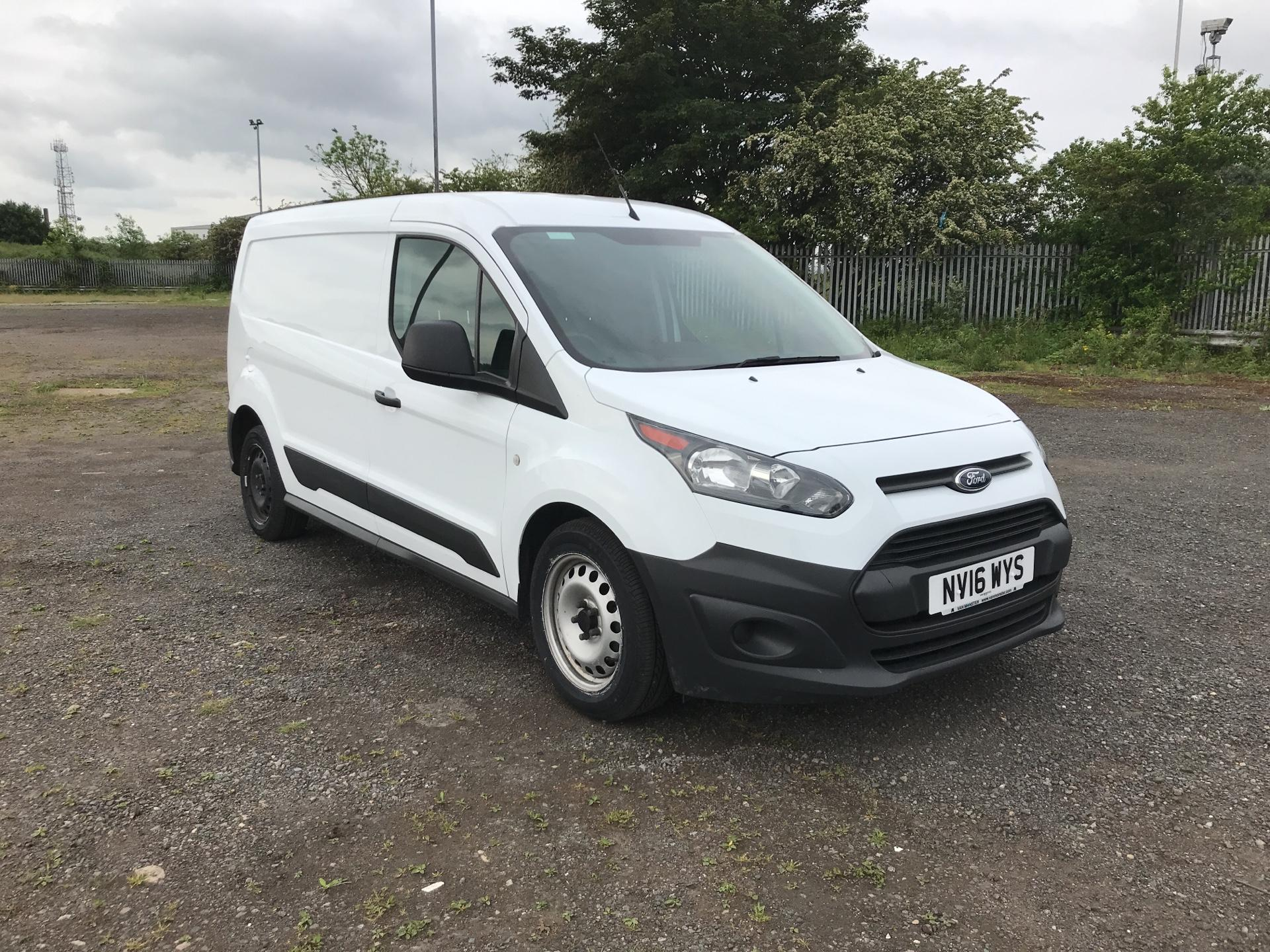2016 Ford Transit Connect 1.5 Tdci 75Ps Van (NV16WYS)