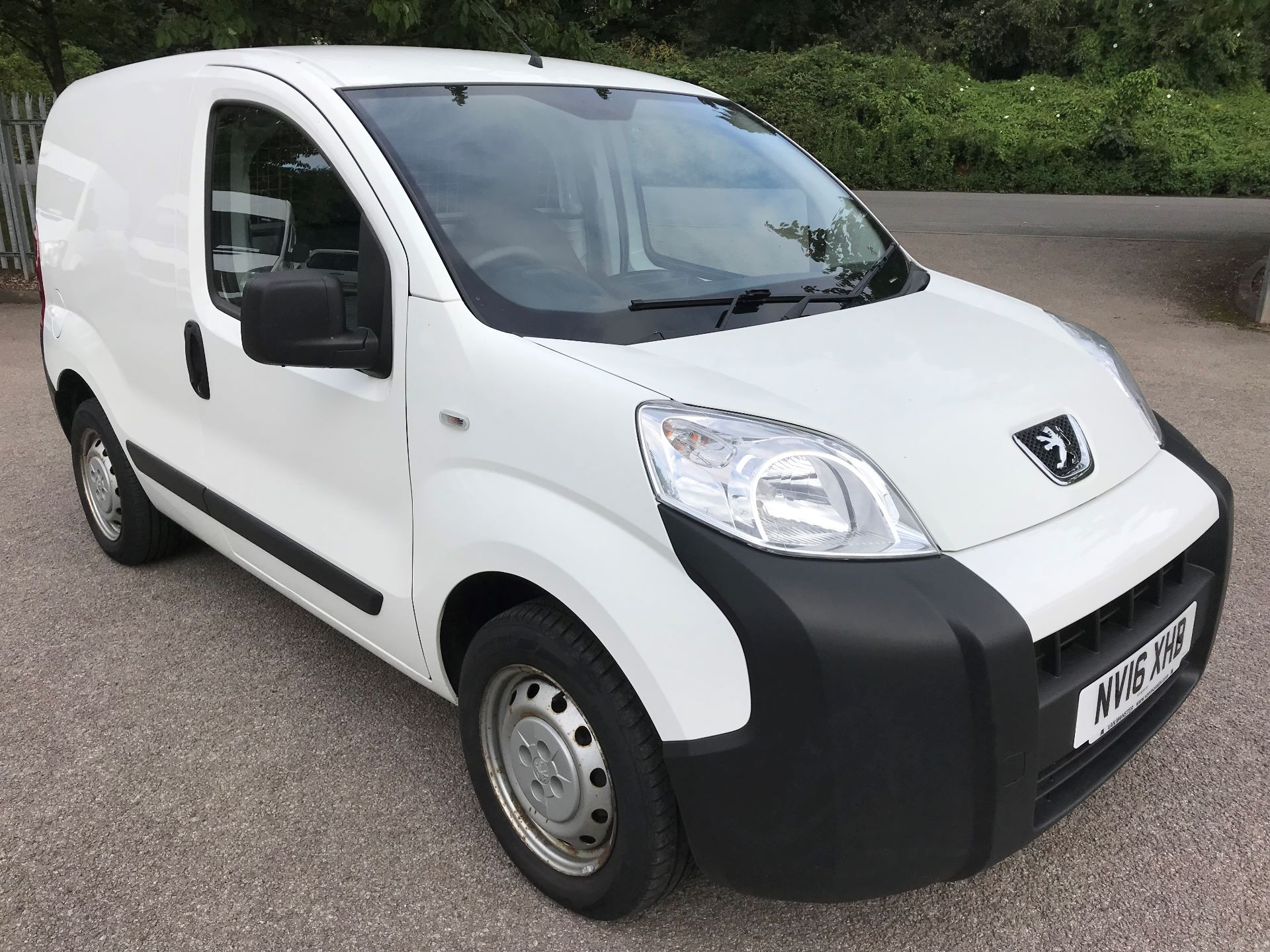 2016 Peugeot Bipper 1.3 Hdi 75 S Plus Pack [Sld] EURO 5 (NV16XHB)