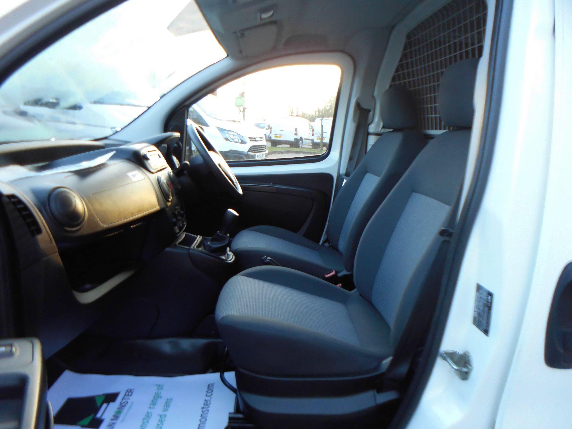 2016 Peugeot Bipper  1.3 HDI 75 S NON S/S  EURO 5 (NV16XHB) Image 16