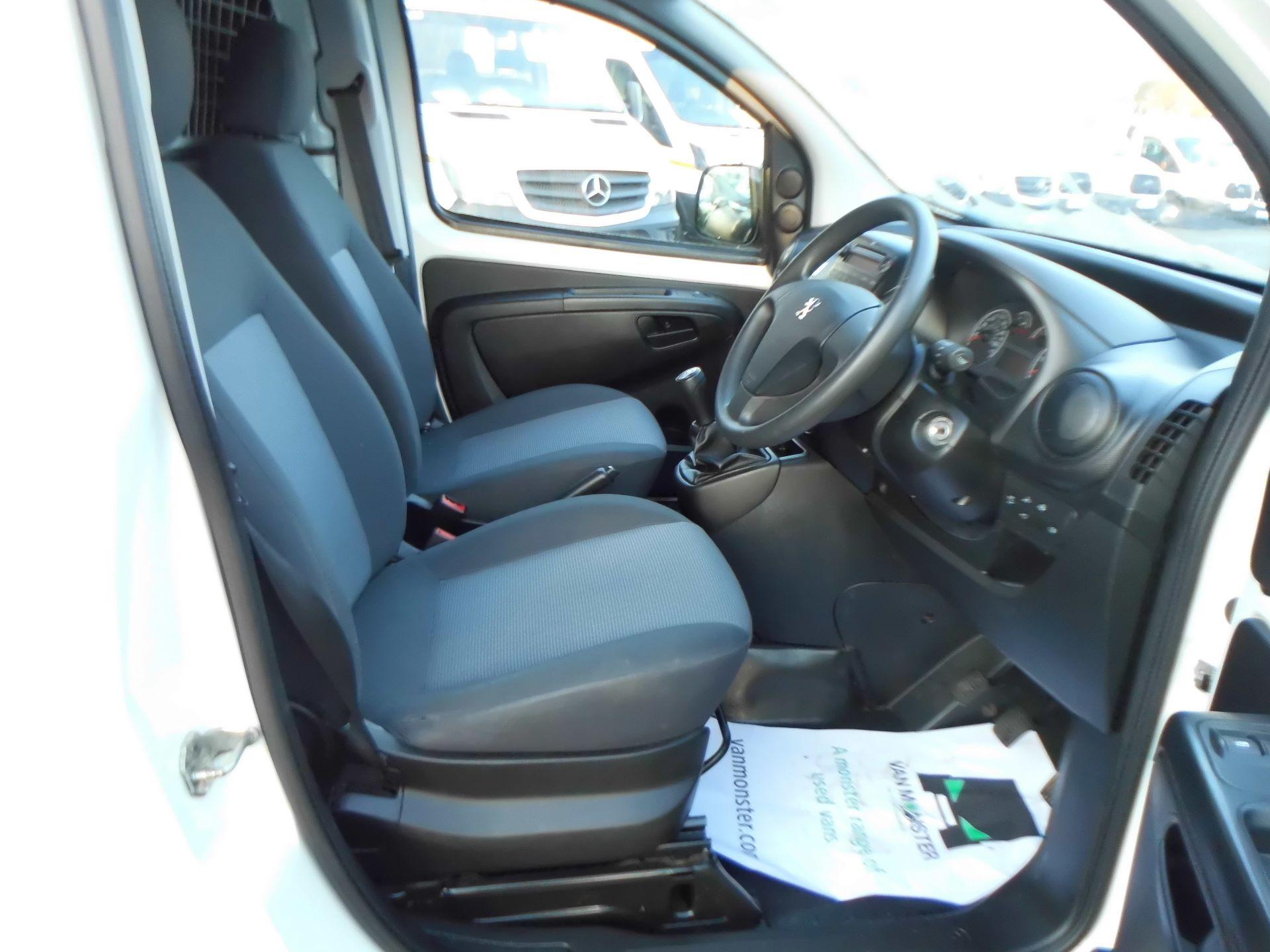 2016 Peugeot Bipper  1.3 HDI 75 S NON S/S  EURO 5 (NV16XHB) Image 5