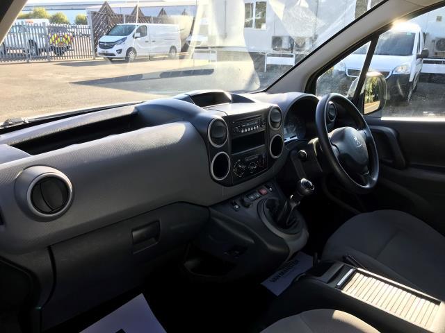 2016 Peugeot Partner L1 850 S 1.6 92PS [SLD] EURO 5 (NV16XVU) Image 15