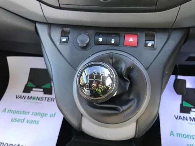 2016 Peugeot Partner L1 850 S 1.6 92PS [SLD] EURO 5 (NV16XVU) Image 22