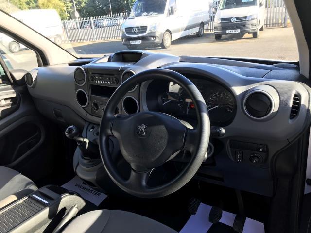 2016 Peugeot Partner L1 850 S 1.6 92PS [SLD] EURO 5 (NV16XVU) Image 16