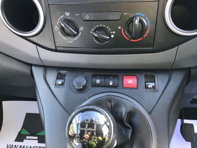 2016 Peugeot Partner L1 850 S 1.6 92PS [SLD] EURO 5 (NV16XVU) Image 21