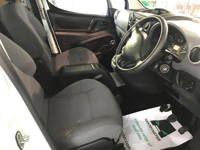 2016 Peugeot Partner L2 715 S 1.6 92PS CREW VAN EURO 5 (NV16YMY) Image 20