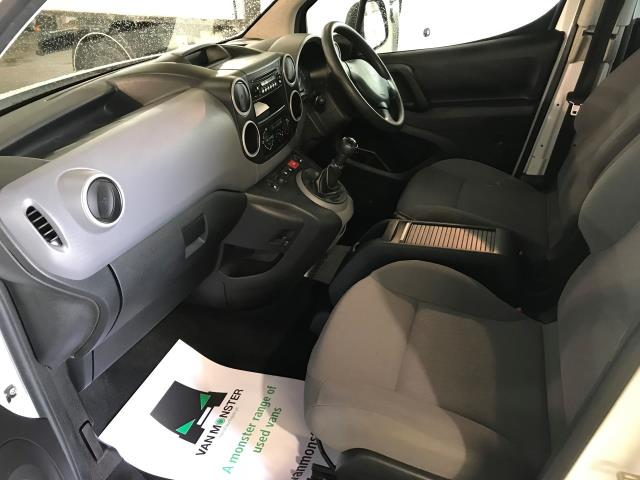 2016 Peugeot Partner L2 715 S 1.6 92PS CREW VAN EURO 5 (NV16YMY) Image 19