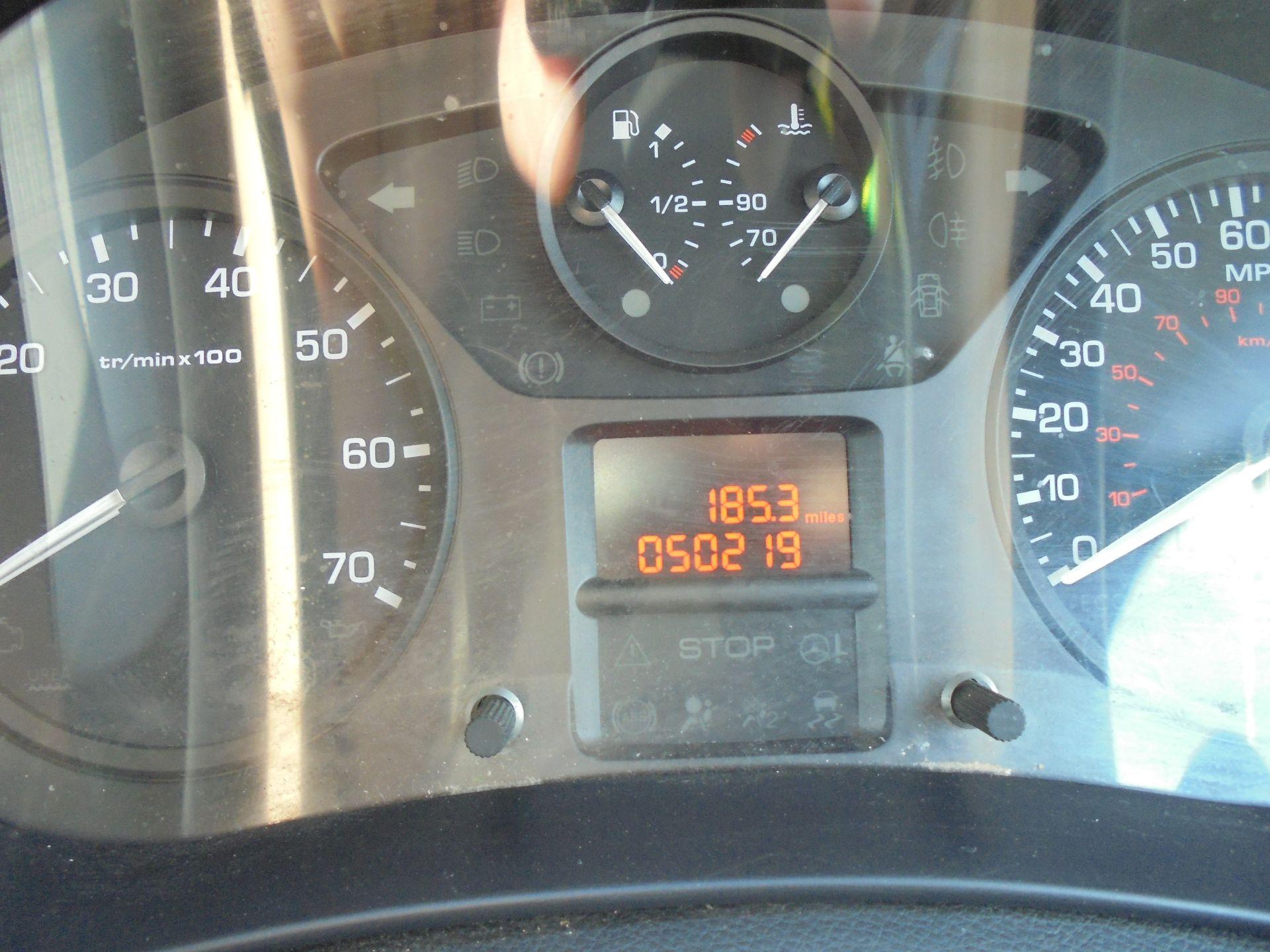 2016 Peugeot Partner 715 S 1.6 Hdi 92 Crew Van (NV16ZJK) Image 14