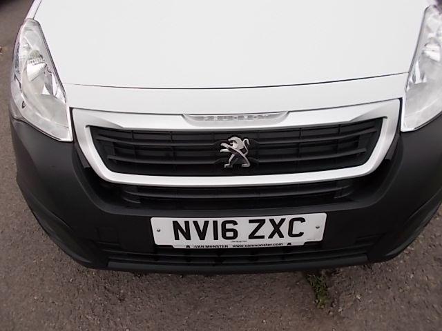 2016 Peugeot Partner L1 850 S 1.6 92PS [SLD] EURO 5 (NV16ZXC) Image 24