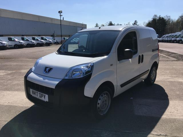 2017 Peugeot Bipper 1.3 HDI 80S EURO 6 (NV17DPY) Image 15