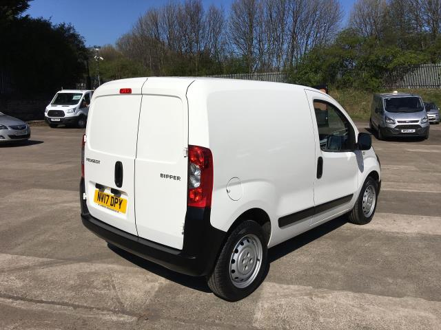 2017 Peugeot Bipper 1.3 HDI 80S EURO 6 (NV17DPY) Image 10