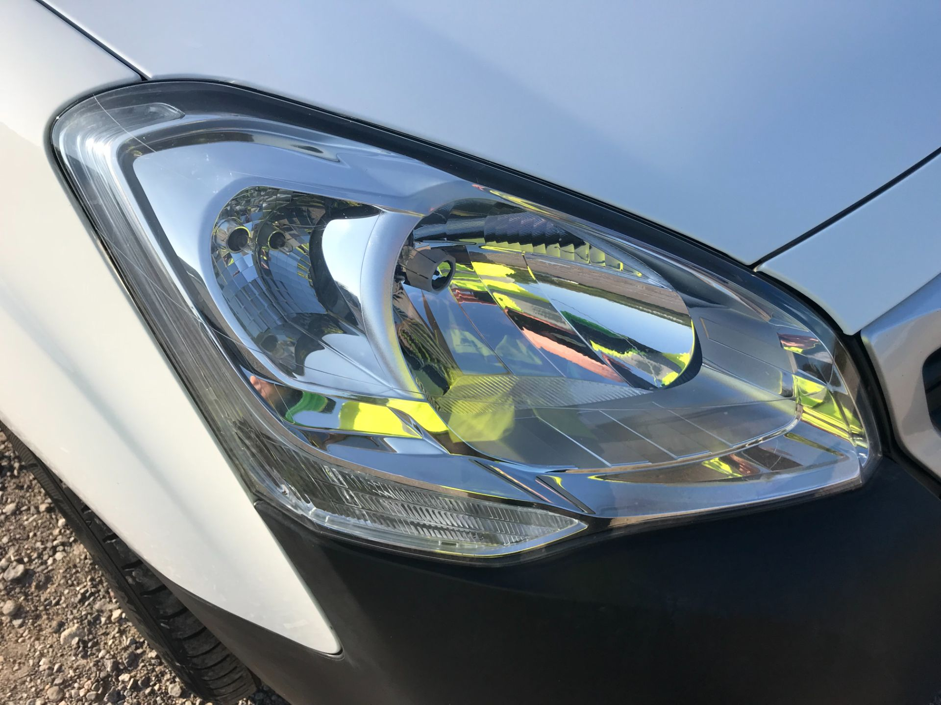 2017 Peugeot Partner 715 S 1.6 Bluehdi 100 Crew Van (NV17DVJ) Image 31