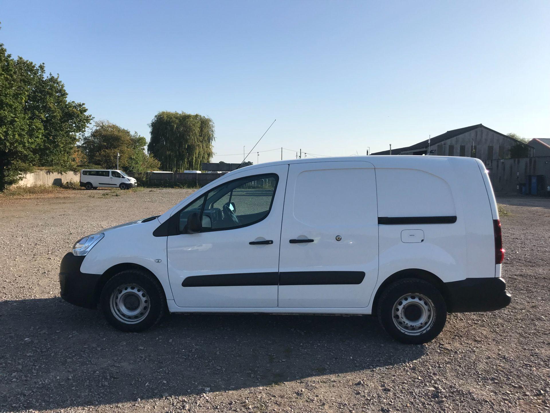2017 Peugeot Partner 715 S 1.6 Bluehdi 100 Crew Van (NV17DVJ) Image 9