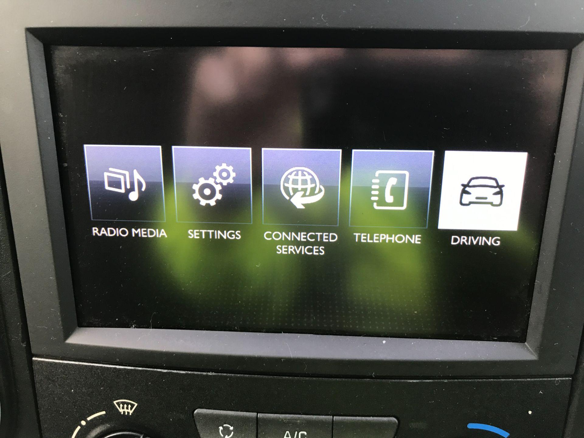 2017 Peugeot Partner L1 850 1.6BLUEHDI 100PS PROFESSIONAL EURO 6 (NV17EZK) Image 22