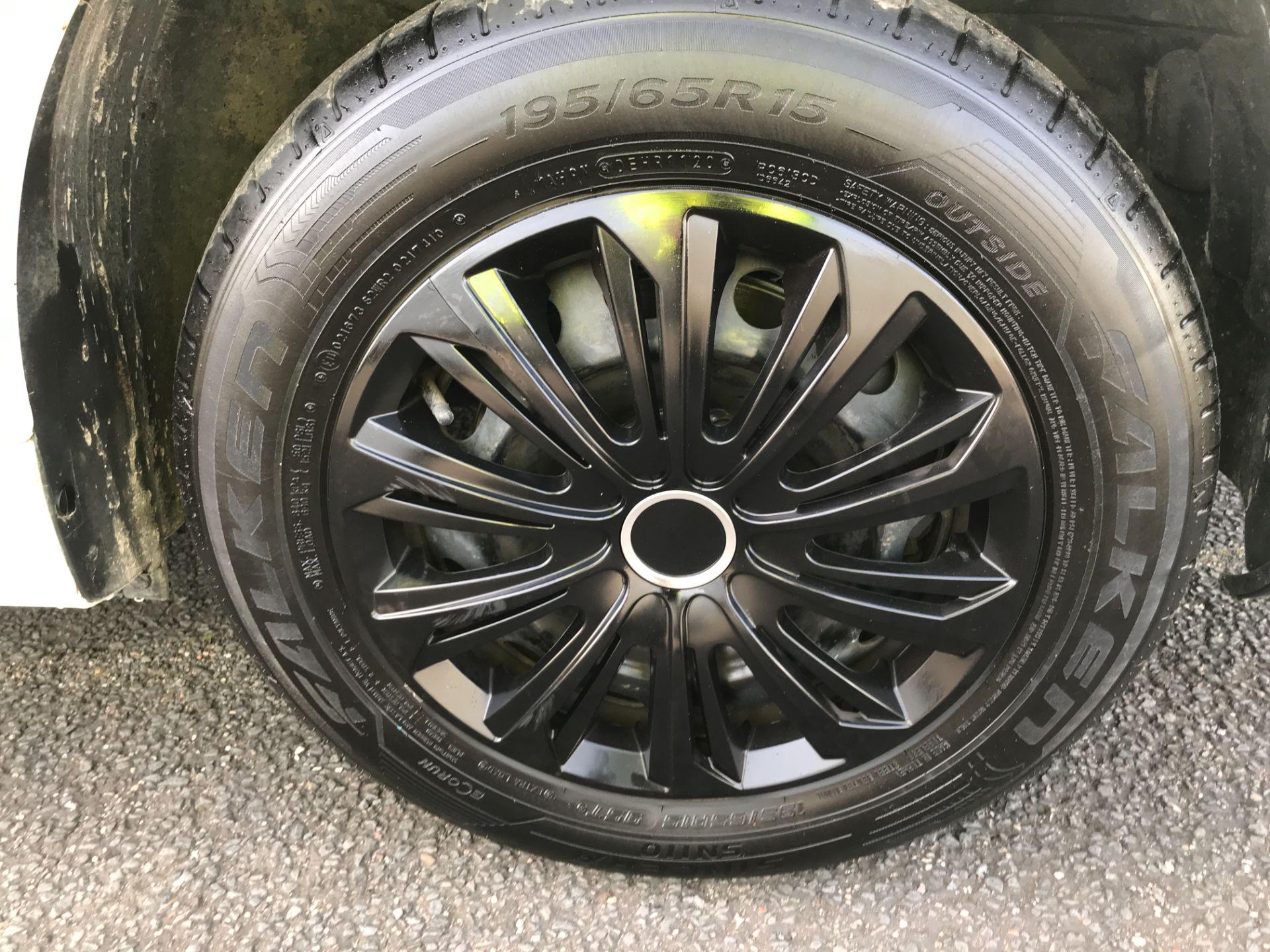 2017 Peugeot Partner L1 850 1.6BLUEHDI 100PS PROFESSIONAL EURO 6 (NV17EZK) Image 15