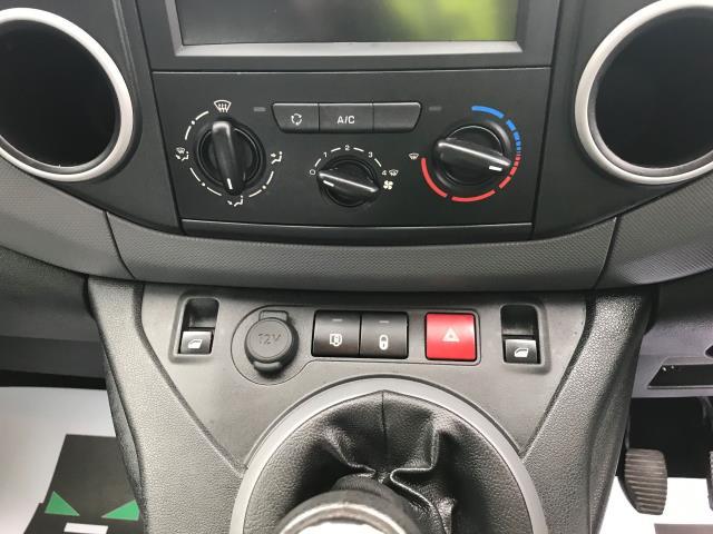 2017 Peugeot Partner L1 850 1.6 BLUEHDI 100 PROFESSIONAL (NON S/S)EURO 6 (NV17GYO) Image 21