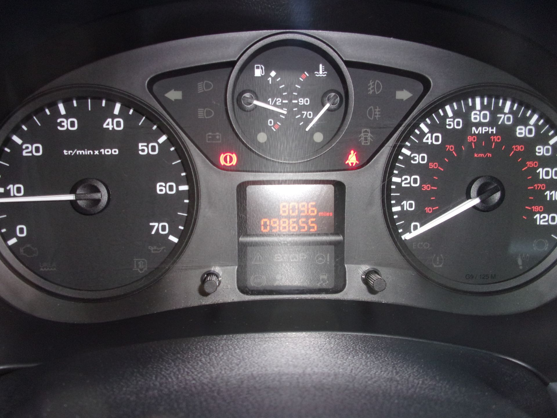 2017 Peugeot Partner 715 S 1.6 Bluehdi 100PS  Crew Van (NV17HDZ) Image 6