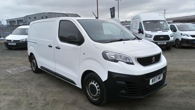 2017 Peugeot Expert 1000 1.6 Bluehdi 95 S Van (speed Limiter 70mph) (NV17HWT)