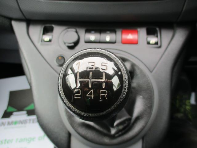 2017 Peugeot Partner  L2 715 S 1.6 BLUEHDI 100 CREW VAN EURO 6 (NV17HYS) Image 15