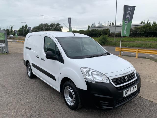 2017 Peugeot Partner 715 S 1.6 Bluehdi 100 Crew Van (NV17LVP)