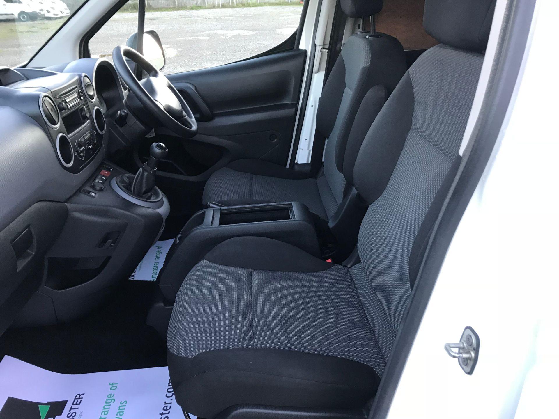 2017 Peugeot Partner 715 S 1.6 Bluehdi 100 Crew Van Euro 6 (NV17MMF) Image 28