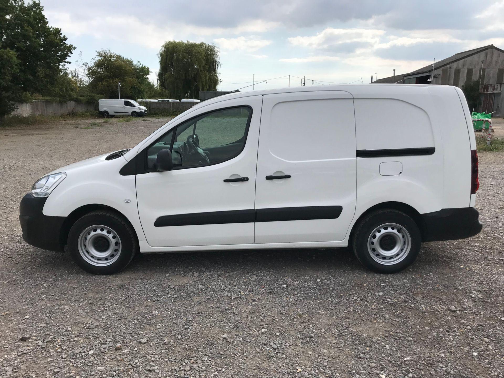 2017 Peugeot Partner 715 S 1.6 Bluehdi 100 Crew Van (NV17MUU) Image 7
