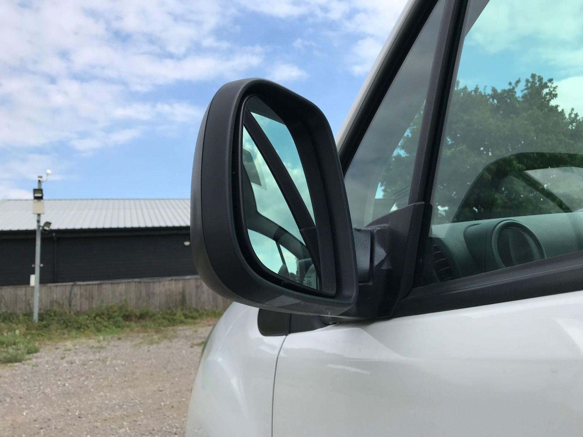 2017 Peugeot Partner 715 S 1.6 Bluehdi 100 Crew Van (NV17MUU) Image 14