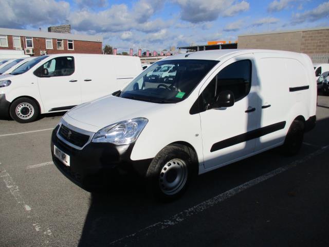 2017 Peugeot Partner 715 S 1.6 Bluehdi 100 Crew Van (NV17NRL) Image 7