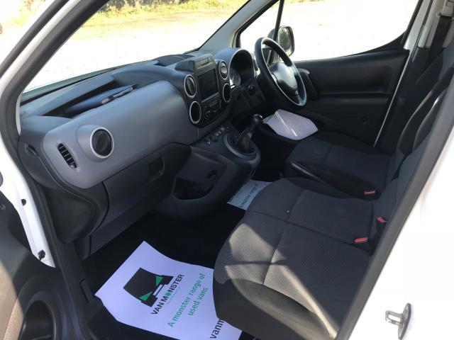 2017 Peugeot Partner 850 1.6 Bluehdi 100 Professional Van [Non Ss] EURO 6 (NV17OED) Image 21